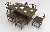 能量茶餐桌